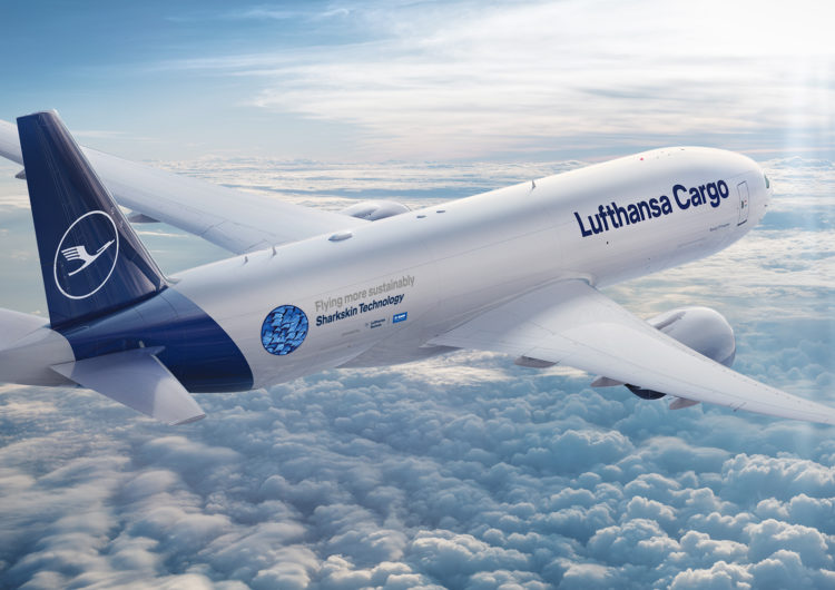 Lufthansa Cargo planea reducir un 3 por ciento sus emisiones de CO2