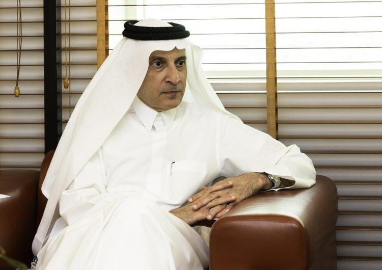 oneworld nombra al presidente ejecutivo de Qatar Airways Group, Akbar Al Baker, como presidente de la junta directiva