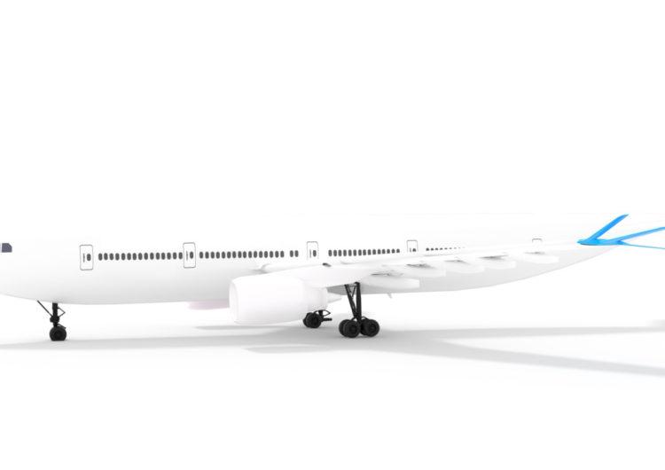 Presentan el nuevo Trinitair, un wingtip capaz de reducir el consumo de combustible