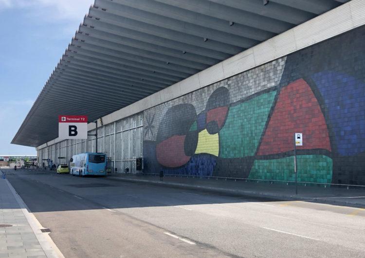 La T-2 del aeropuerto de Barcelona abrirá el 15 junio