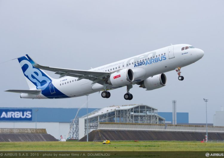 French aeronautical players to fly 100 percent alternative fuel on single aisle aircraft end of 2021