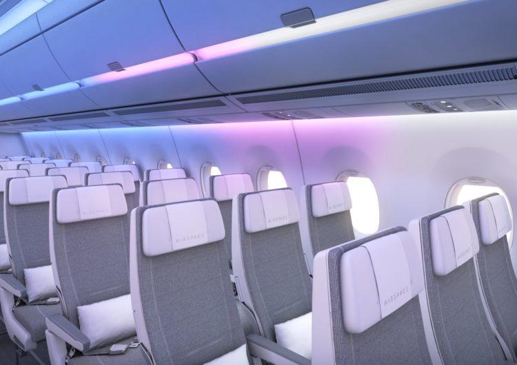 Airbus desarrolla una iluminación novedosa que ayuda a desembarcar de forma segura en época de Covid