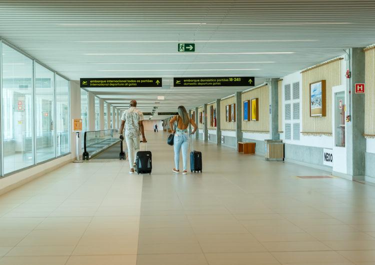 Salvador Bahia Airport é destaque mundial por pontualidade