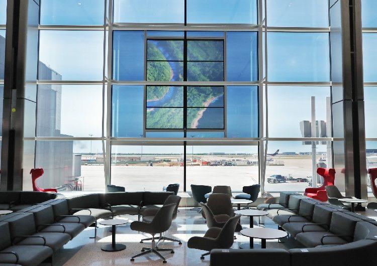 Dallas: Expansión de Terminal D revela el futuro del Aeropuerto Internacional DFW