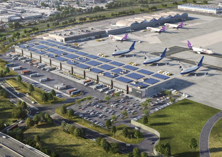 Se firmó el acuerdo para ampliar los servicios de carga en el Aeropuerto Internacional JFK de Nueva York