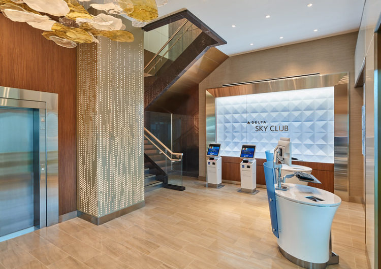Newest Delta Sky Club opens in Fort Lauderdale as customers return to the skies