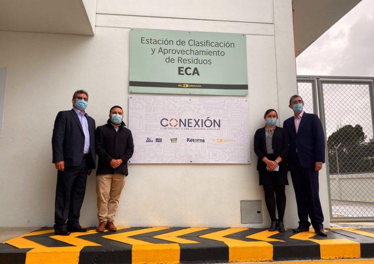 Hasta un 70 % aumentará el reciclaje en aeropuerto El Dorado de Bogotá