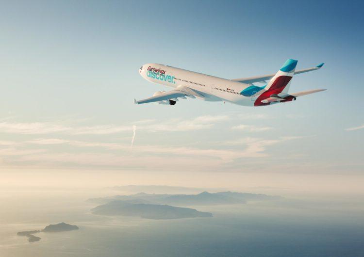 Eurowings Discover, la nueva aerolínea de Lufthansa, está lista para despegar