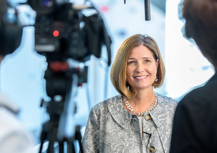 Aeropuerto de Charlotte nombra nueva directora