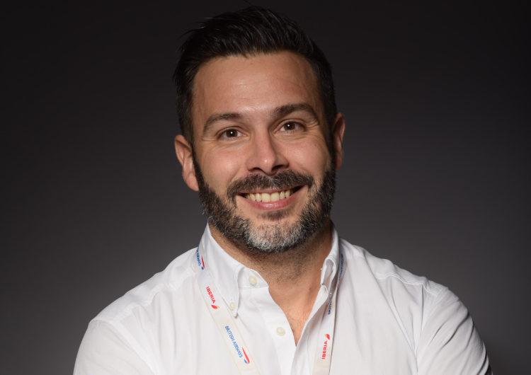 Gabriel Domínguez Villar, nuevo delegado Comercial de Iberia en México y Puerto Rico