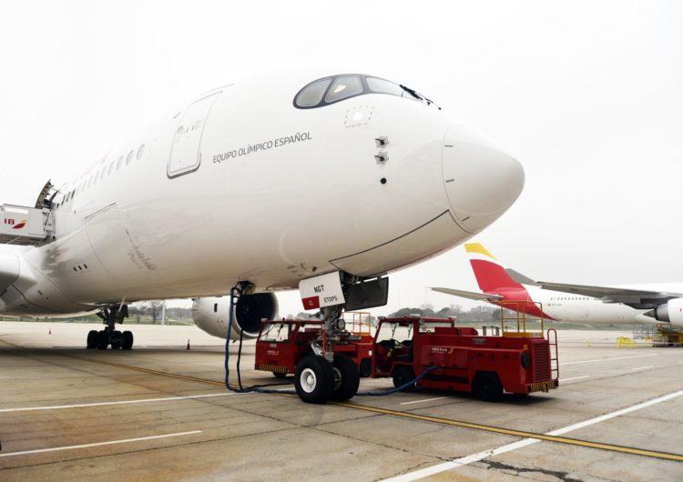En junio, despegará un vuelo chárter de Iberia cada 20 horas
