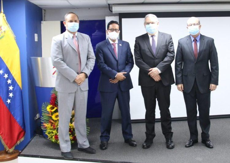Venezuela y Qatar estudian la apertura de servicios de transporte aéreo entre ambas naciones