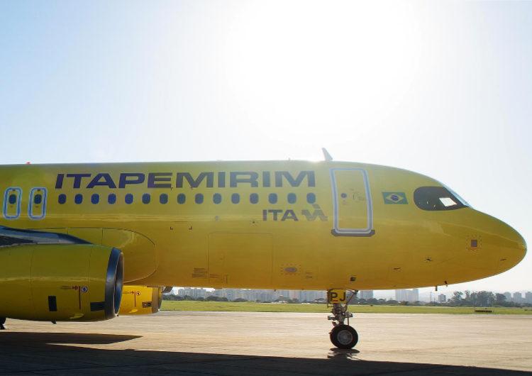 Salvador Bahia Airport ganha mais dois destinos da ITA Transportes Aéreos