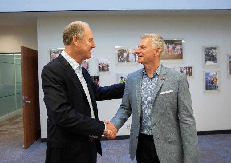 Gary Kelly deja la presidencia de Southwest