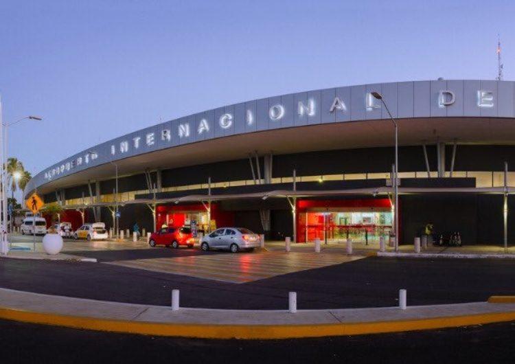 México: Se recupera turismo aéreo por encima del 80% en aeropuertos de Culiacán, Los Mochis y Mazatlán
