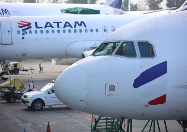 Grupo LATAM muestra señales de recuperación proyectando un 36% de operación para junio