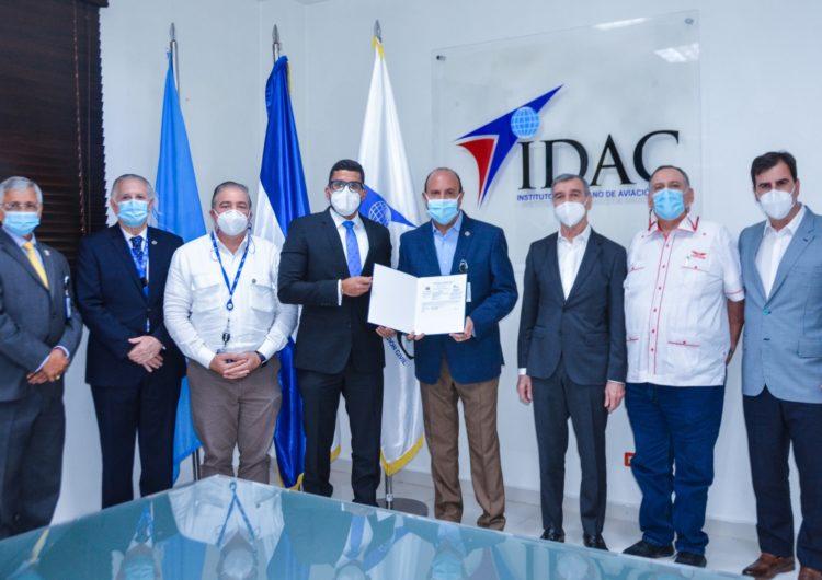 RD: El IDAC certifica aerolínea dominicana Red Air para iniciar sus operaciones