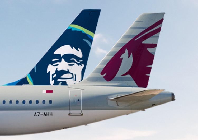 Qatar Airways y Alaska Airlines firman acuerdo de código compartido