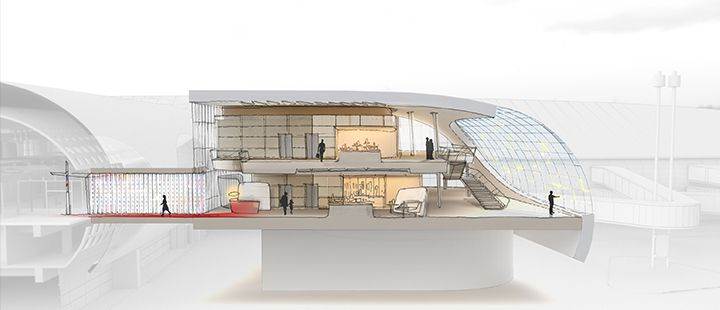 Air France inaugurará nueva Sala VIP en la T2F de París-Charles de Gaulle en julio