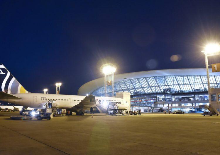 Eastern Airlines inició sus operaciones en Uruguay