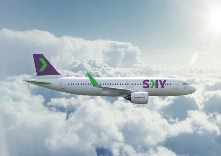 SKY relanza su tercera ruta internacional Lima – Punta Cana
