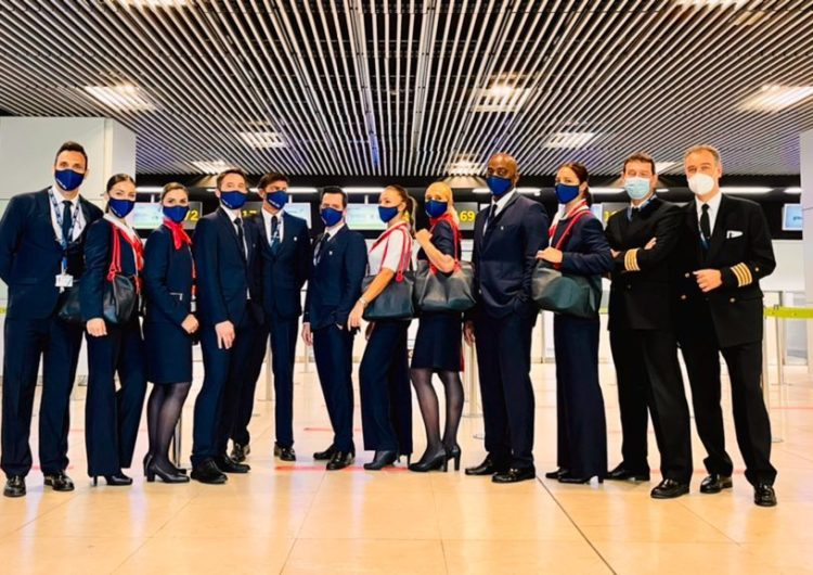 Caribe Mexicano fortalece conexión con Europa a través de nueva aerolínea World2Fly