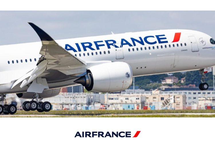 Air France recibe su undécimo A350