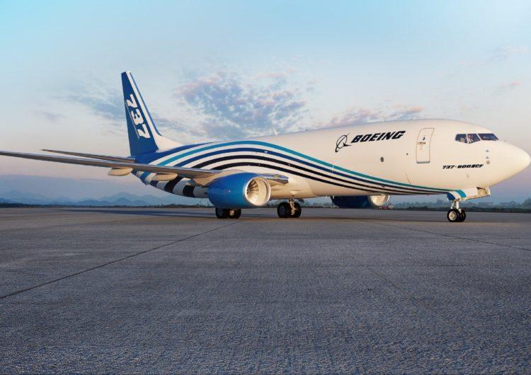BBAM ordena otros 12 cargueros Boeing 737-800 convertidos