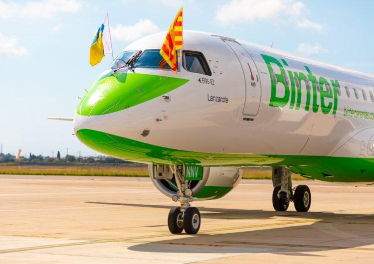 Binter inaugura sus nuevos destinos europeos