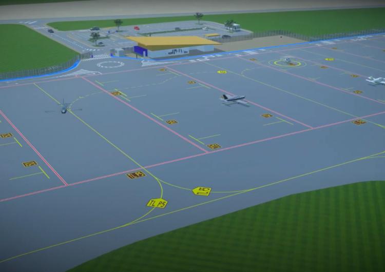 Infraero apresenta projeto de nova área de Aviação Geral do Aeroporto de Belém