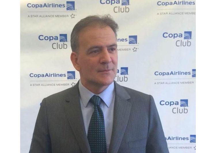 """""""Esperamos volar en este segundo semestre entre el 60% y 70% de pasajeros que se tuvieron en los mismos meses del año 2019"""": Eduardo Lombana, Presidente de Copa Airlines Colombia"""