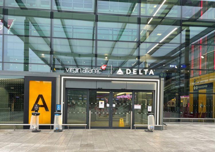 Delta y Virgin Atlantic regresan a la Terminal 3 de Heathrow a partir del 15 de julio