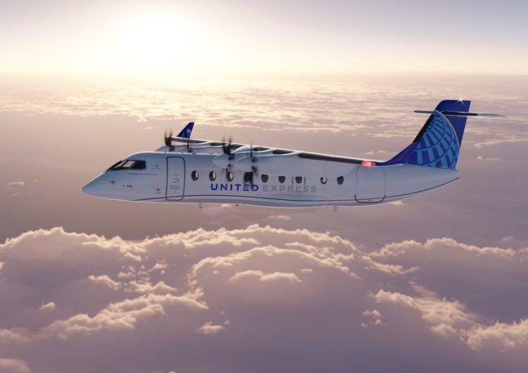 United y Mesa Airlines firman acuerdo para comprar 200 aviones eléctricos