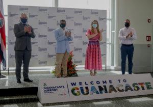 """Nueva marca """"Guanacaste aeropuerto"""" impulsa el turismo internacional de Costa Rica"""