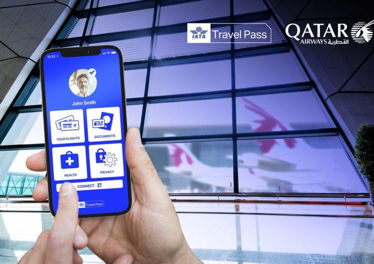 Qatar Airways integra certificados de vacunación en el IATA Travel Pass