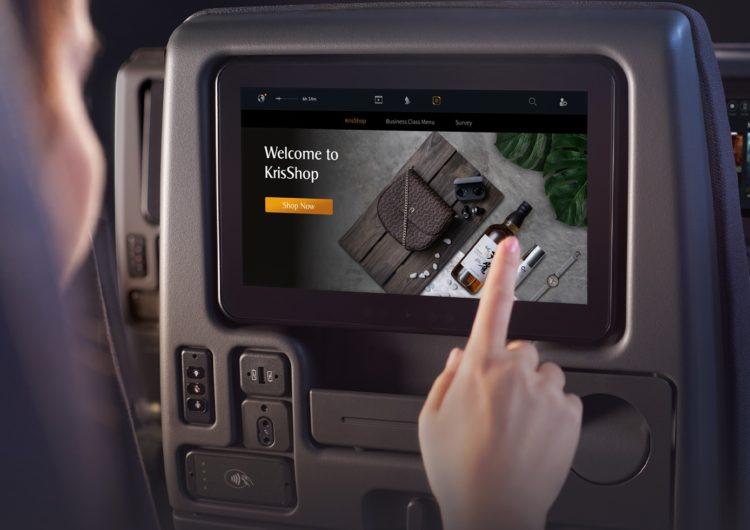 Singapore Airlines, la primera aerolínea en ofrecer compras online durante sus vuelos