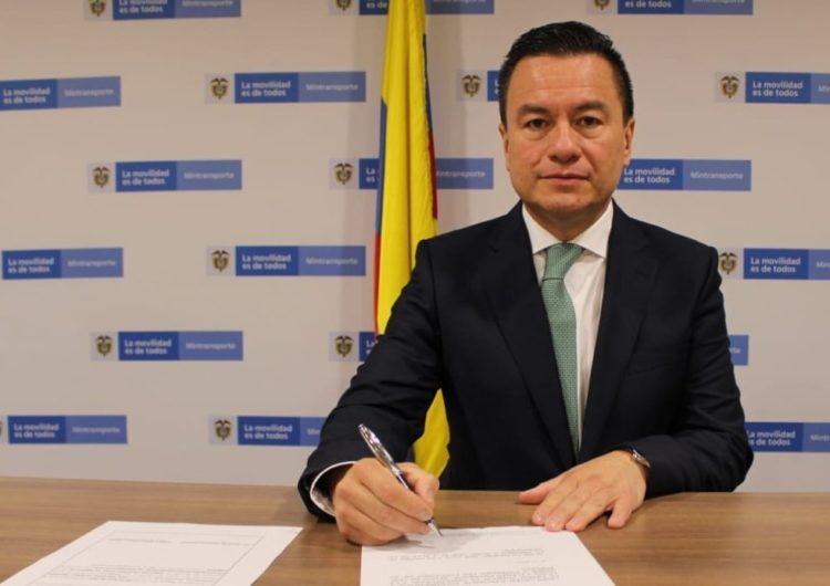 Colombia: Jair Orlando Fajardo Fajardo, designado nuevo director de la Aeronáutica Civil