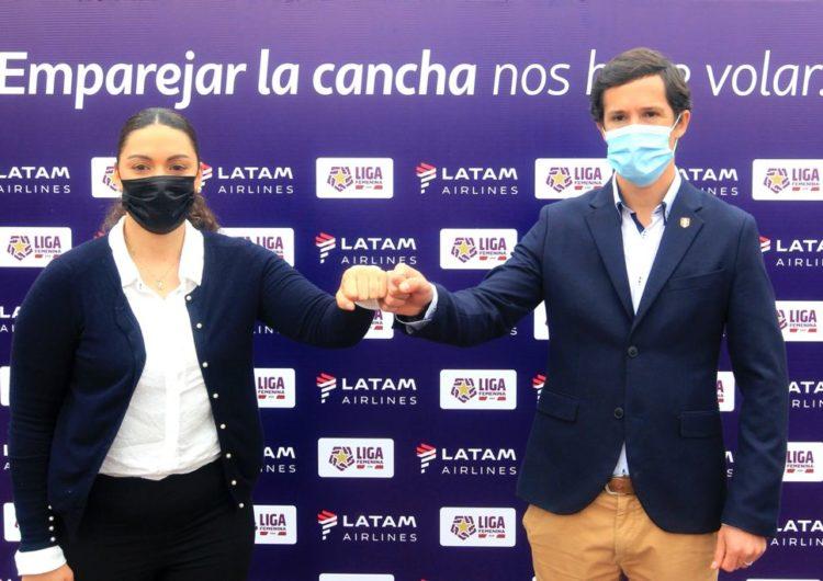Liga Femenina de Fútbol ya cuenta con su primer patrocinador: LATAM Airlines Perú