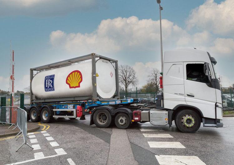 Rolls-Royce y Shell avanzarán juntas en el uso de combustible de aviación sostenible