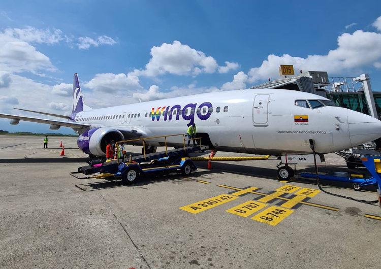 Wingo Comenzó las operaciones Cali – Cancún