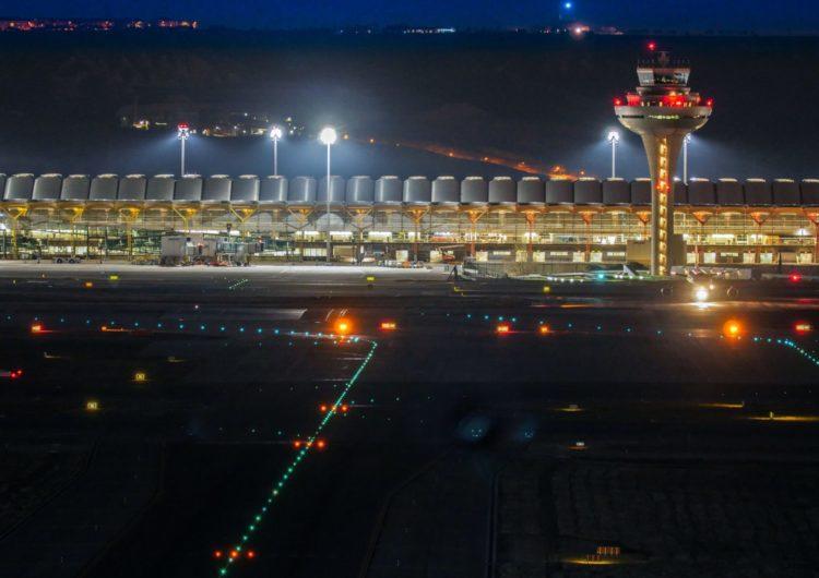 Electricidad para aeropuertos de Aena provendrá en un 100% de fuentes renovables