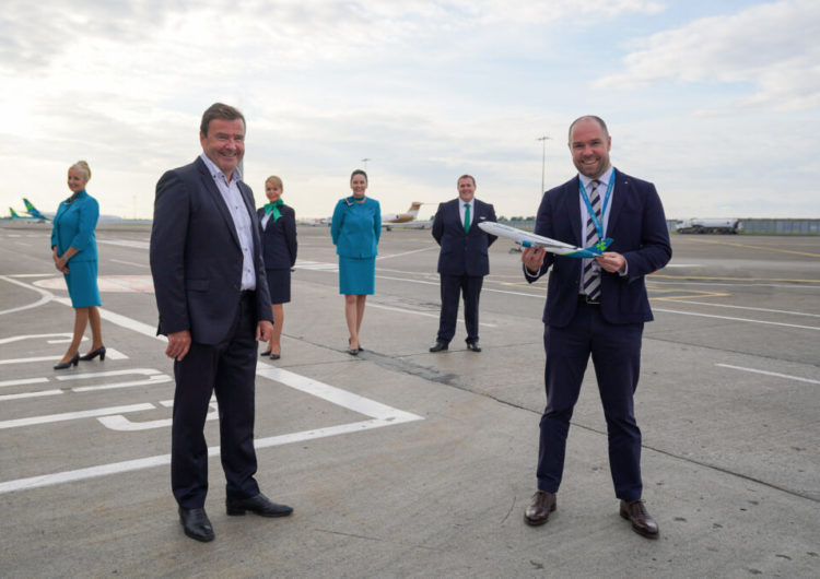 Aer Lingus designa a Emerald Airlines nueva aerolínea regional