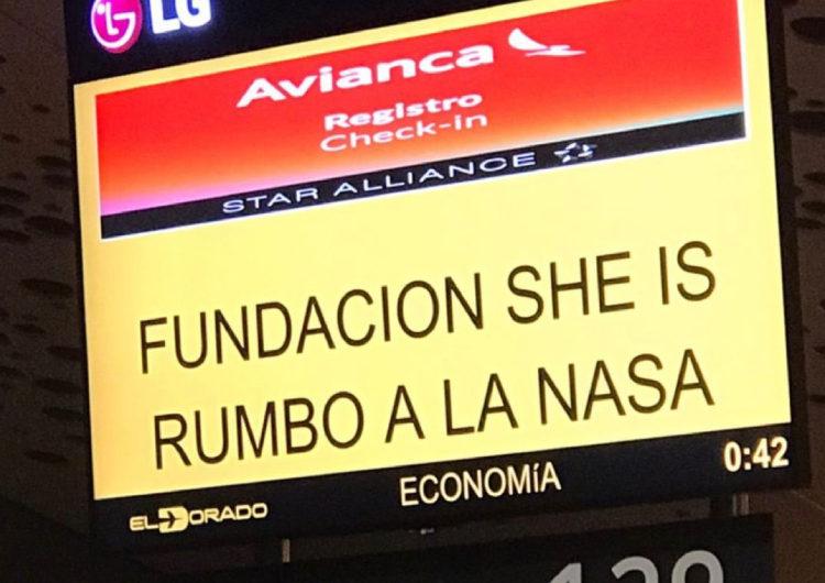 Avianca: Aerolínea aliada de la primera misión de niñas colombianas a la NASA