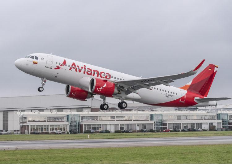 Avianca acelera la reconfiguración de sus cabinas de pasajeros para vuelos de corto y mediano alcance