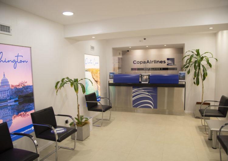 Copa Airlines informa cambio oficina en Buenos Aires