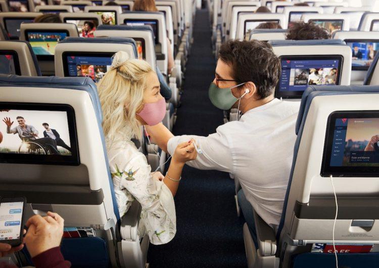 Delta suma nuevas películas y programas de televisión al servicio de entretenimiento a bordo