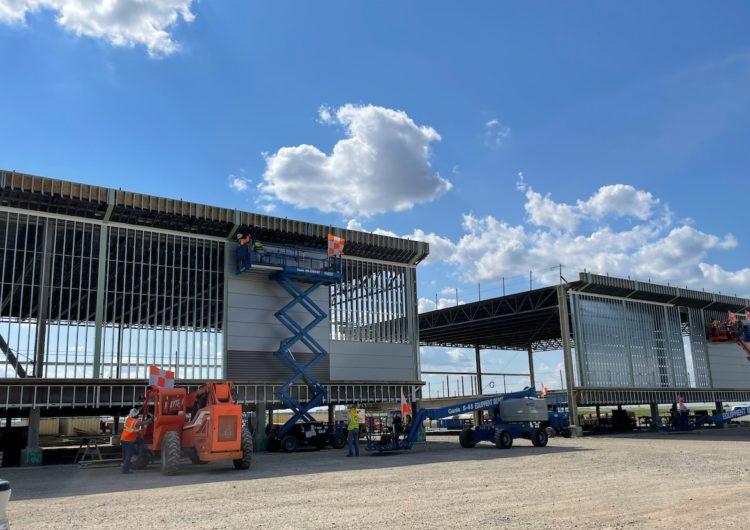 Aeropuerto Internacional DFW amplía sus terminales