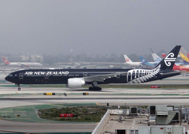 Air New Zealand retirará toda su flota Boeing 777-300ER