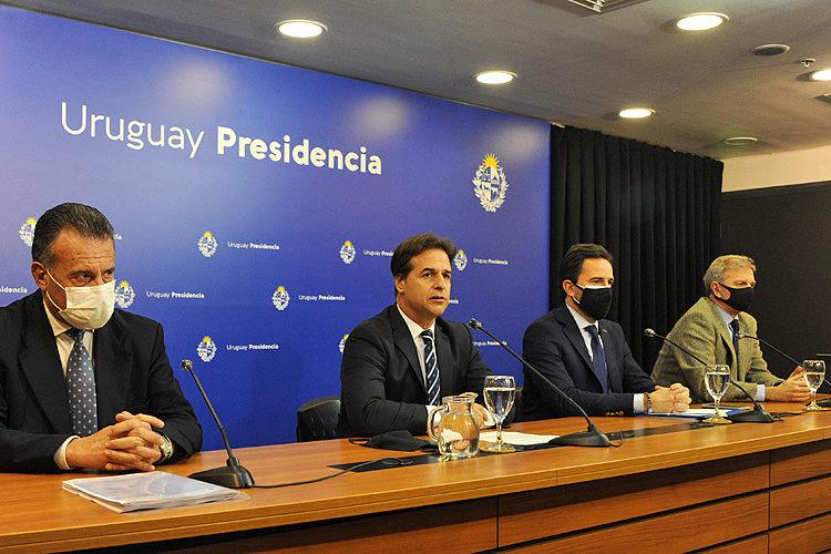 Uruguay anuncia reapertura de fronteras a partir de septiembre
