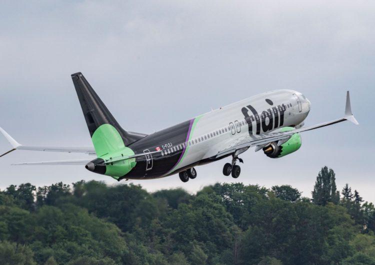 Flair Airlines abre una nueva base en Edmonton y volará a Estados Unidos